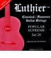 Strings Set Luthier, Set 20