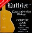 Strings Set Luthier, Set 40