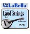 2nd String La Bella ML-452