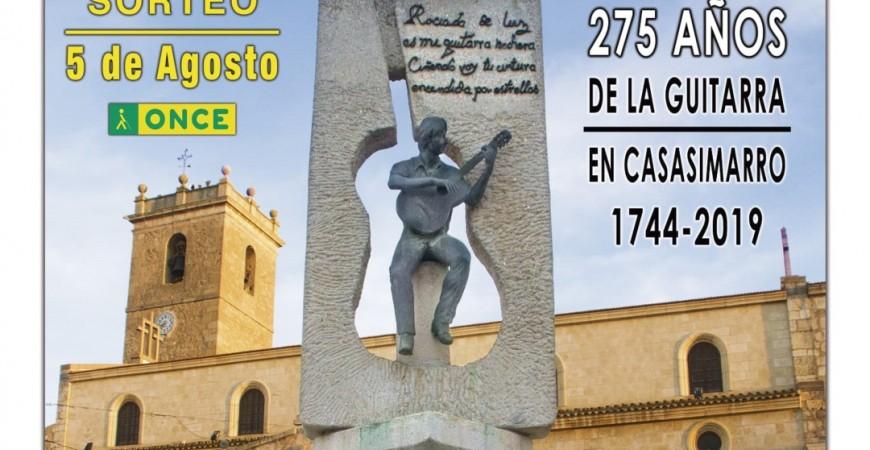 275 Años de la Guitarra en Casasimarro