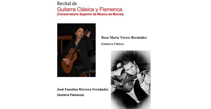 Recital de Guitarra Clásica y Flamenca