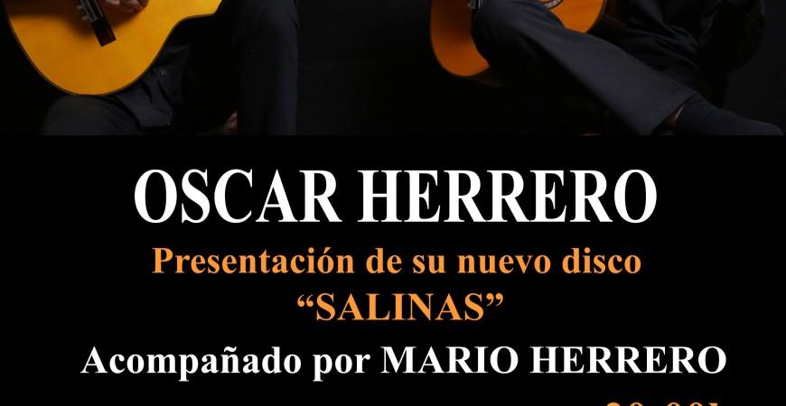 Concierto Oscar Herrero