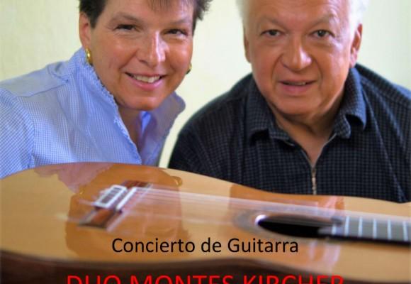 Concierto de Guitarra DUO MONTES KIRCHER